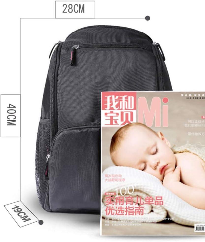 Lady sac à dos Nouveau Sac à Dos Sac à Dos Multifonctions Grande capacité épaule Sac à Dos Sac à Dos for Maman et Enfant (Color : 3) 3