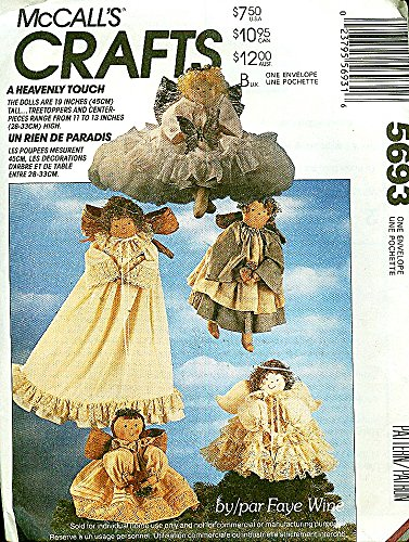 (McCall's Crafts Pattern 5693 ~ A Heavenly Touch 19