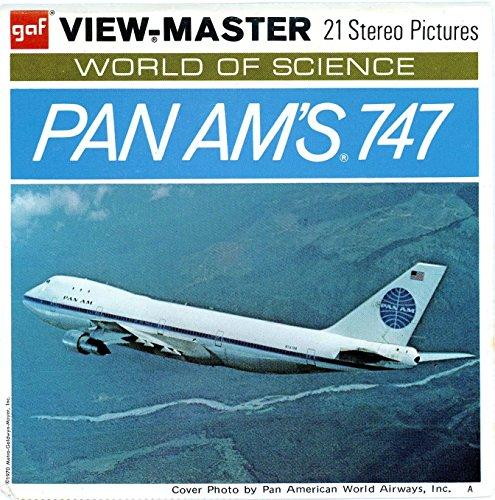 pan am 747 - 8