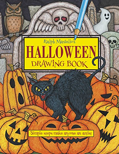 Ralph Masiello's Halloween Drawing Book]()