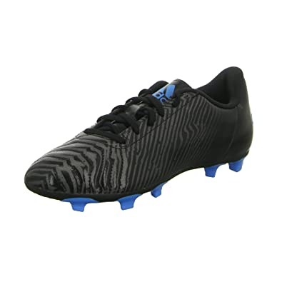 Adidas boys junior boys taquiro scarpe da calcio in nero uk 4
