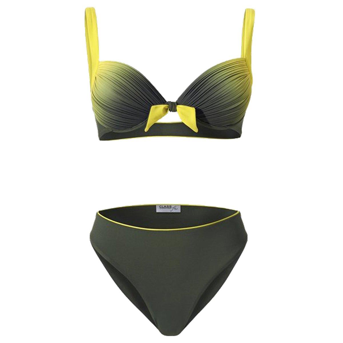 Heine Softcup-Bikini Sun Cup D Kahki 42