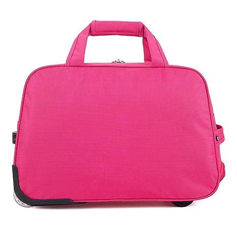 Yhjklm Bolsa de Viaje Travel Trolley Bag Sports & Leisure ...