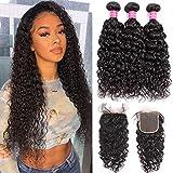 Best Hair Weaves - RUIXIAN Brazilian Virgin Water Wave 3 Bundles Review