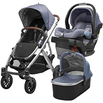 Fantastic Uppababy Full Size Vista Infant Baby Stroller Mesa Car Seat Bundle Henry Machost Co Dining Chair Design Ideas Machostcouk