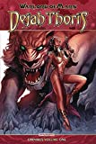img - for Warlord of Mars: Dejah Thoris Omnibus Vol. 1 book / textbook / text book