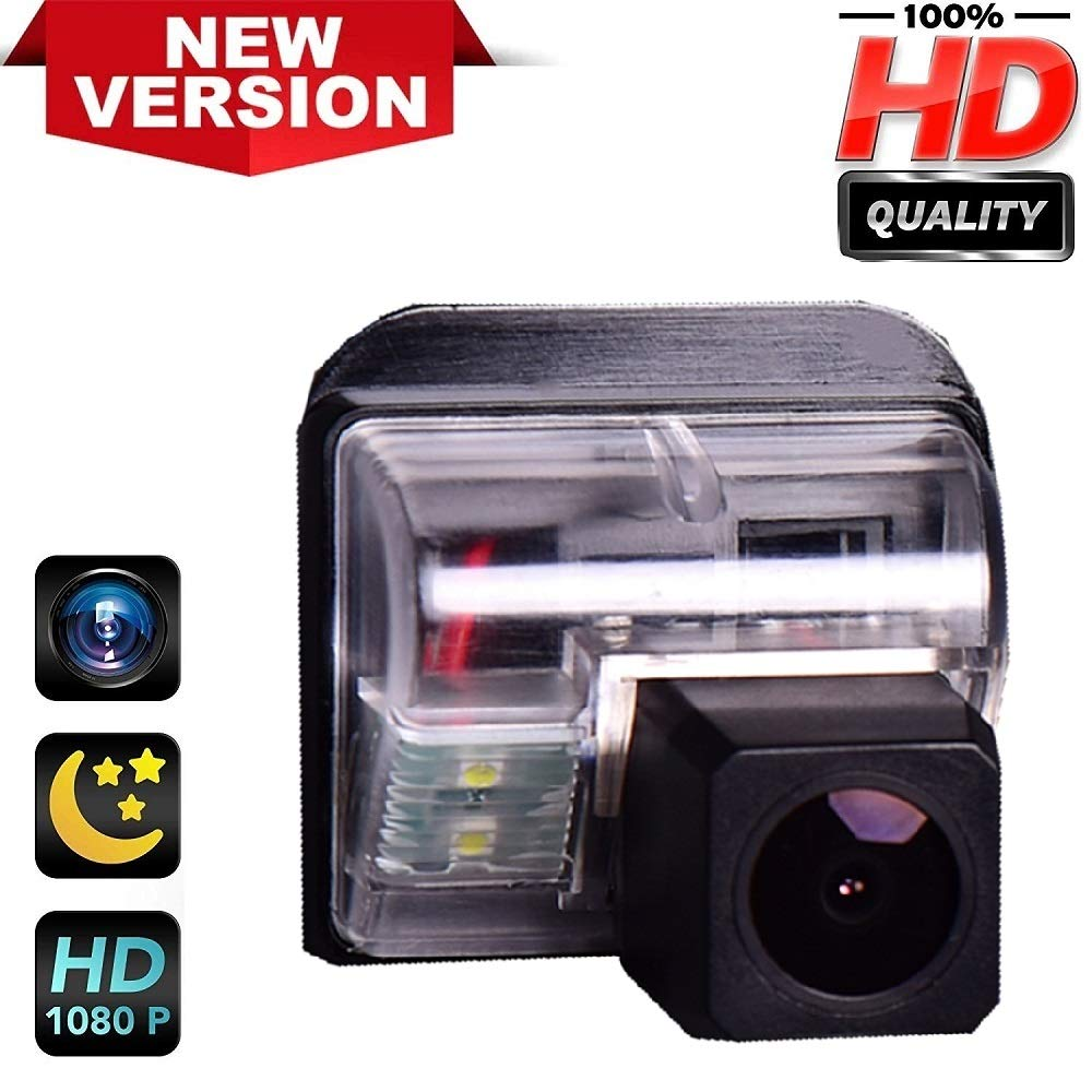 HD Kamera R/ückfahrkamera R/ückfahrkamera Kennzeichenbeleuchtung R/ückfahrkamera R/ückfahrkamera f/ür Mazda CX-5 CX-7 CX-9 Mazda 3 Mazda 6
