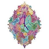 Deny Designs  Stephanie Corfee, Flourish allover, Baroque Clock, Medium