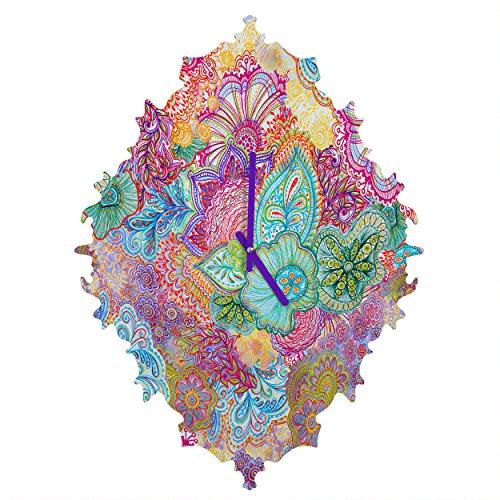 Deny Designs  Stephanie Corfee, Flourish allover, Baroque Clock, Medium by Deny Designs