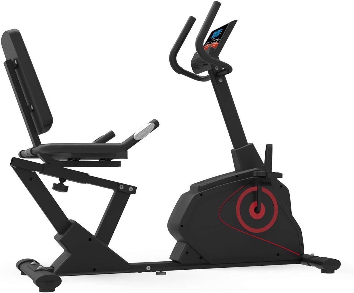 Fitter Bicicleta estática reclinada RC-5XR: Amazon.es: Deportes y ...
