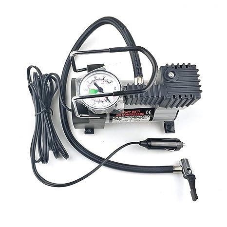 12V portátil de neumáticos para inflar con Aire eléctrico de ...