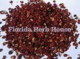Szechuan Peppers - Organic Certified - Whole Sichuan Peppers (4 oz (1/4 lb))