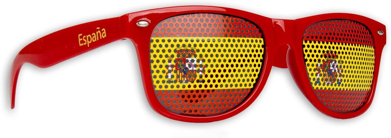 WM Fan Gafas – Diferentes países – Gafas de sol – Fan Artículo, españa: Amazon.es: Deportes y aire libre