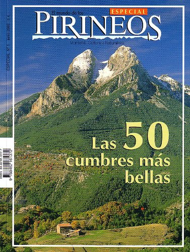Download Las 50 cumbres más bellas de los Pirineos pdf epub