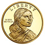 2009 S Sacagawea Native American Gem Proof US Coin Gem Modern Dollar $1 DCAM US Mint