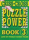Criss-Cross Puzzle Power: Bks. 1-4