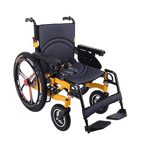 ACZZ Silla de rueda plegable de la ayuda de la movilidad del ...