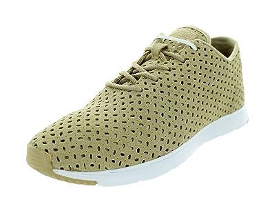 RANSOM Men s Field Lite Tan Perf White Casual Shoe 9 Men US