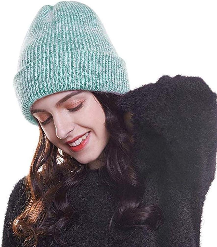 zhxinashu Winter Cap Hats for Ladies Hat Beanies Knitting