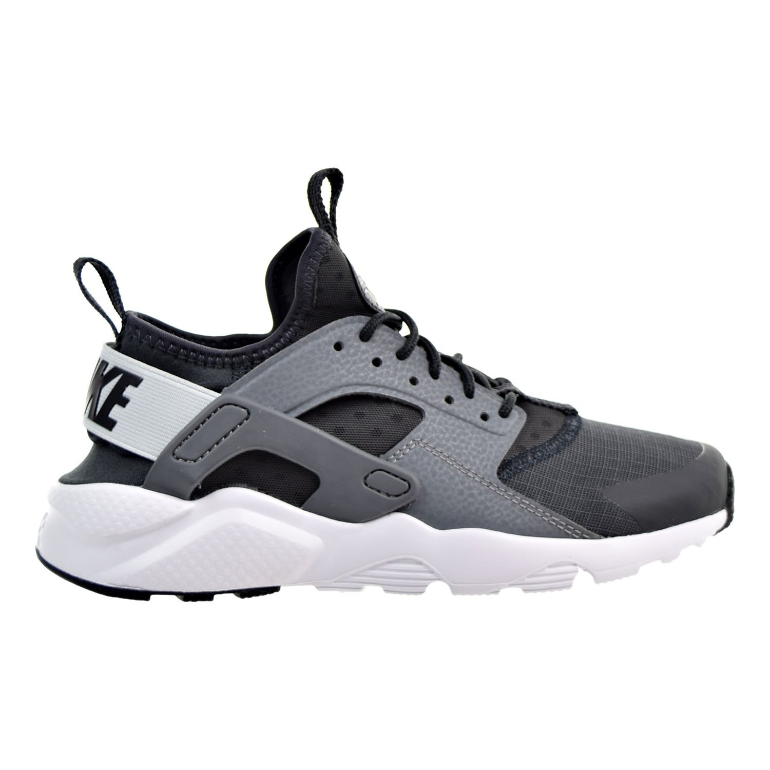 sports shoes be3f7 7c731 Nike Air Huarache Ultra Boys Shoe Anthracite Cool Grey White Pure Platinum  847569-008 (6. 5 M US)  Buy Online at Low Prices in India - Amazon.in