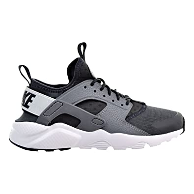 nike air huaraches grey