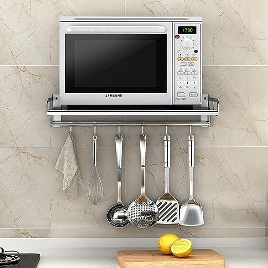 Rack multiusos de alta gama Estante de horno de microondas de ...