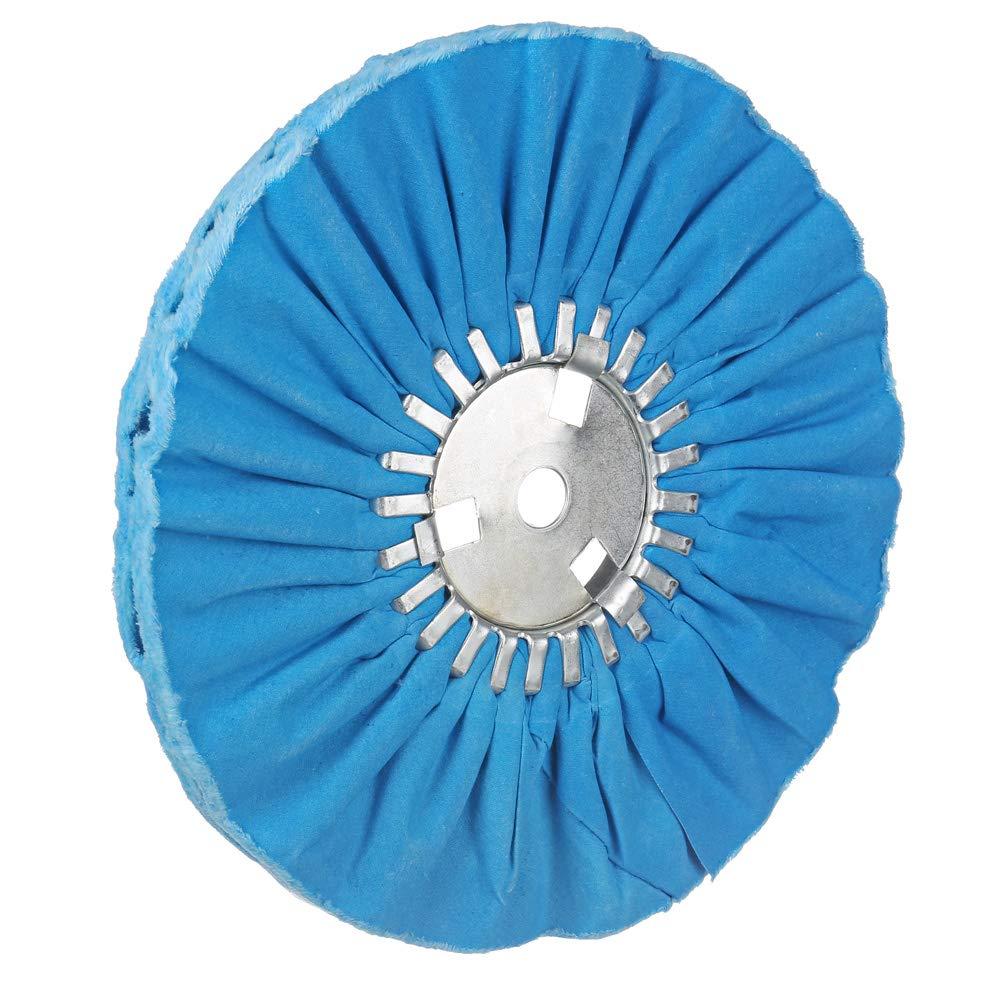 Rueda de Pulido Grueso 16 Capas Blue Airway 25.5cm