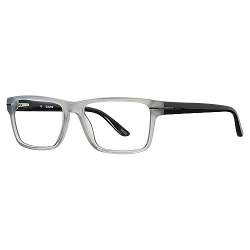 Gant Brille G MILO GRY 54 Gestell Glasses Frame Herren UVP 145 EUR