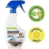 Eco Friendly Bed Bug Repellent Natural Bed Bug Spray, Non Toxic Bedbug Killer, Essential Oil Formula Bedbug Spray for…