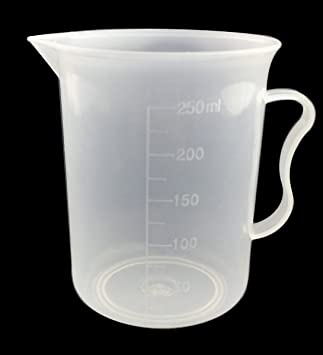Transparent Measuring Cup Clear White Multi Measurement Tool Measuring Cup  With Handles Measuring Tools For Kitchen