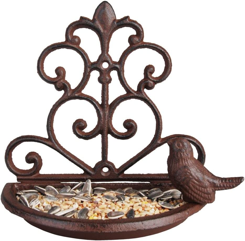 Comedero para pájaros de Pared con diseño de Esschert