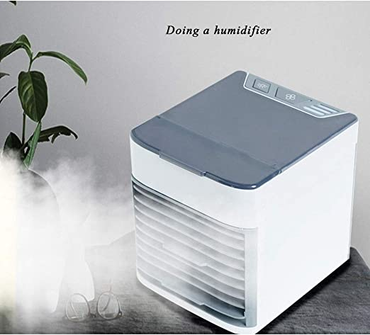 Chenteshangmao Nuevo pulverizador Mini Ventilador de Aire ...