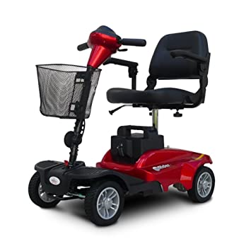 Amazon.com: EV Rider Minirider minirider 4 Rueda Viaje ...