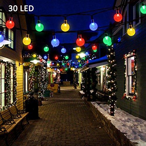 Novelty Outdoor Xmas Lights
