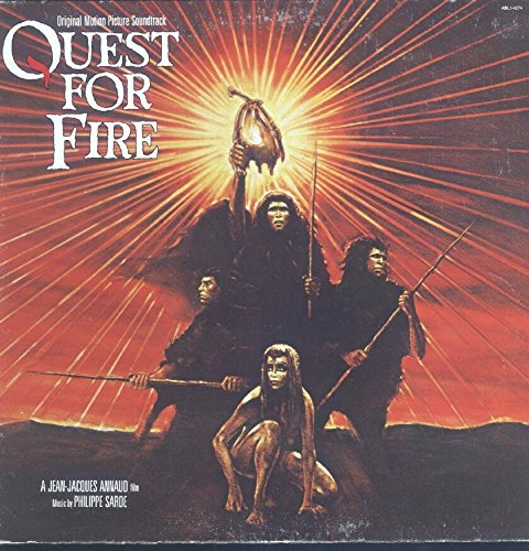 Philippe Sarde: Quest For Fire Original Soundtrack LP VG++/NM Canada RCA