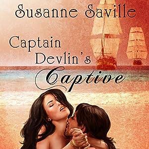 Captain Devlin's Captive Audiobook