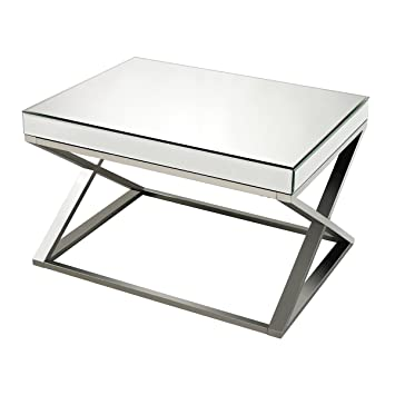 Sterling Industries Klein Mirror Et Table Basse En Acier