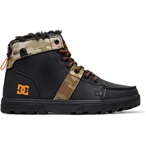 7a07038b0102 DC Shoes Men s Peary Classic Boots