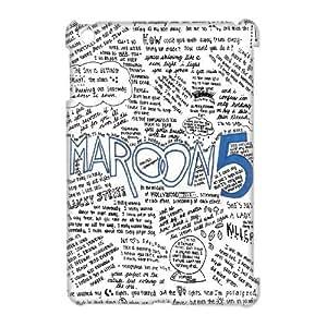 C-EUR Maroon 5 Pattern 3D Case for iPad Mini