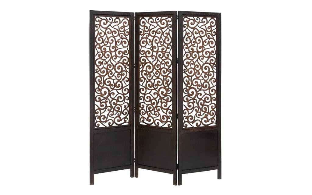 Amazoncom Deco 79 Room Dividers Wood Screen Panel 7260 Inch