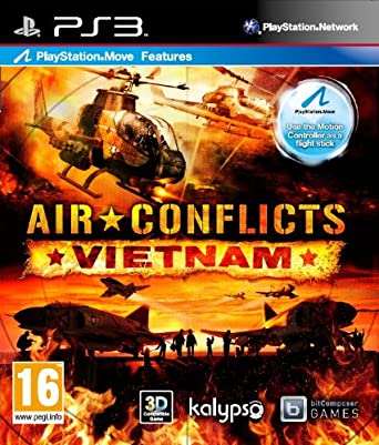 f97d5eb87937 Air Conflicts Vietnam (PS3)  Amazon.co.uk  PC   Video Games