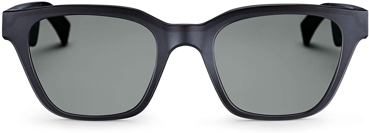 Bose Frames – Audio Sunglasses with Open Ear Headphones, Black, with Bluetooth Connectivity