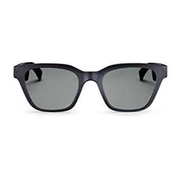 160f41d68 Amazon.com: Bose Frames Audio Sunglasses, Alto, Black - with Bluetooth  Connectivity , 52 mm: Clothing