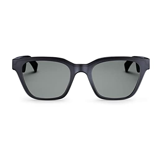 5452f67b3 Amazon.com: Bose Frames Audio Sunglasses, Alto, Black - with ...