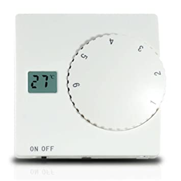 Termostato de pared SAS816BT termostato para calefacción por ...