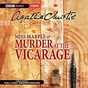 Murder at the Vicarage (Dramatised) Radio/TV