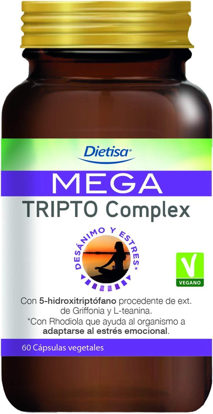 Dietisa - MEGA Tripto Complex 42.6 gr: Amazon.es: Salud y cuidado ...