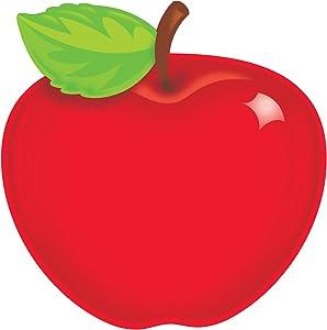 TREND enterprises, Inc. Shiny Red Apple Classic Accents, 36 ct