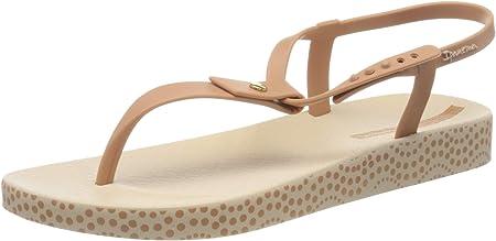 Ipanema Bossa Soft II Sandal, Sandalias con Tira Vertical para Mujer