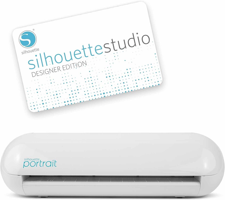 Silhouette Portrait 2 + Designer Edition Software: Amazon.es ...